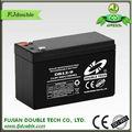 12 exide voltios de la batería de ups 9ah db12-9