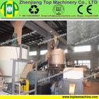 PVC granulating recycling machine| PE PP film pelletizing recycling plant| plastic recycling machine