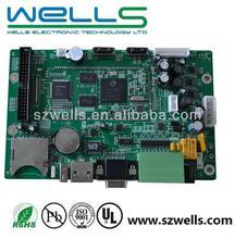 SMT, BGA, DIP PCBA Assembly, Customized FR4 High-Tg FR4 Printed Circuit Board Fabrication