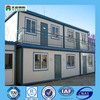 Modern design Cost-efficient Movable Light gauge steel structure modular homes