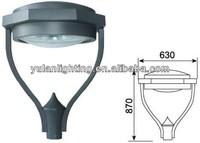 YL-14-029 20w-80w led garden spike light/flower solar light for garden/decorative garden gate light