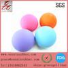 children hollow rubber ball
