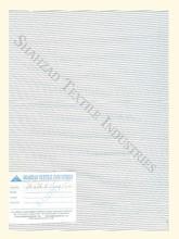 Pin stripe lining fabric