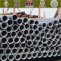 De acero al carbono de tubos sin costura/tubos de acero por metro de peso