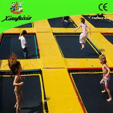 high quality trampoline/kids jumping trampoline park