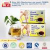 Pu-erh slimming tea Healthy organic teabag