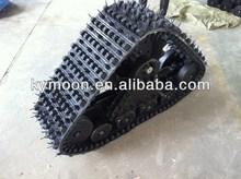 ATV/SUV/UTV Rubber track System Kits/rubber track conversion system kits