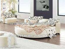 Luxury circular beds