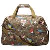Garden Birds Design Laminated Canvas Good quality Travel Bag