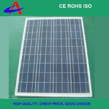100W poly solar panel solar module from China