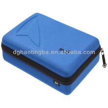 1214112 Tom Eva Case EVA Wine Zipper Zip Bag EVA Waterproof Cosmetic Camera School Laptop Bag