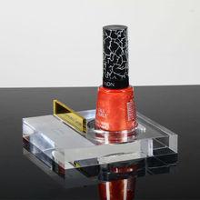 Acrylic nail polish bottle cosmetic display holder