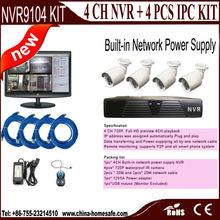 hot sale Very Cheap Security NVR nvr ip camera kit hd nvr kit