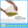 silicone liquid Storage bag breast milk storage bag