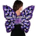 Lớn cánh thiên thần lông cánh thiên thần lông thủ công màu