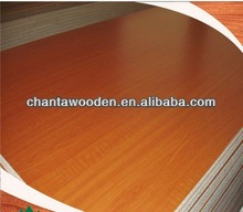solid/wood grain Melamine paper laminated plywood