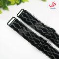 moda sutiã preto acessórios cinta