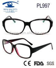 Fashion Plastic Frame,Cheap Eyeglass Frame,Glasses,Free Sample