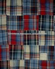indian patchwork fabric sofa
