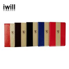2014 New fashion pu leather case for Ipad5/ipad air