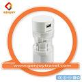 genjoy a0100 elektronische adapter stecker mit usb