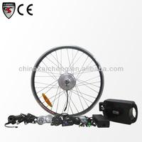 Germany quality diy brushless motor 250W/500W e bike kit with CE