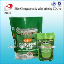 manufacture biodegradable plant fertilizer packaging bags\polyethylene grass fertilizer packaging bag