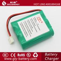 Huawei AA 3.6v 1500mah Ni MH Battery Pack for Cordless phone