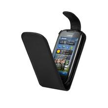 Flip Leather Flip Case Cover Skin Holster Bumper for Nokia C7 C7-00
