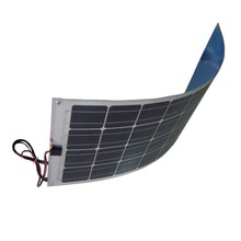 sunpower solar cells high efficiency flexible solar panel, High Quality Semi Flexible Solar Panel