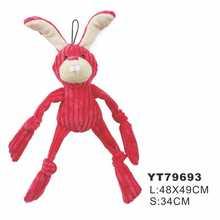 Custom plush rabbit toy