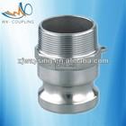 type F SS316 hose coupling camlock coupling