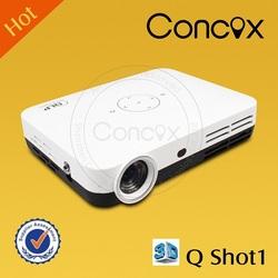 Concox Q Shot1 full hd beamer mini pocket lcd projector