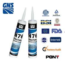 clear silicone adhesive acid silicone sealant
