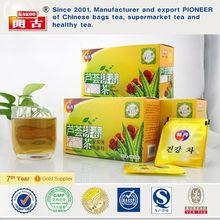 Korea elixir aloe slimming herbal tea organic detox tea
