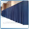 Portable fabric partition walls - Pipe & Drape