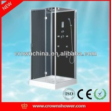luxury shower cabin,economic hot sale shower room High quality bath step