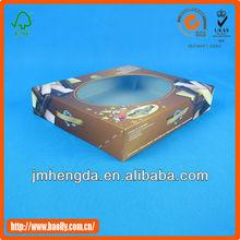 Good Quality Fashion Popular Chocolate Plastic Box Packaging