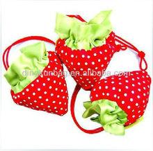 fashion fruit folding bag