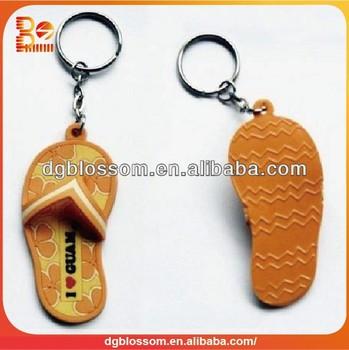 custom 3d promotion key chain ,Embossed Logo