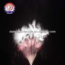 140 Shots Fan-Shape display cakes fireworks 1.3G