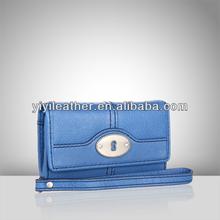 V596-small pu bag,blue wallet small pu bag,blue wallet clutch small pu bag