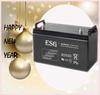 Battery 12V 120AH for solar power generator