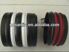 PVC rubbing strake PVC rub rail rub strip for boat bumper sticker