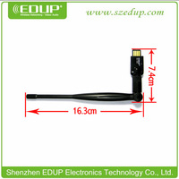 EDUP EP-MS150N 150Mbps Wifi Wireless Mini Ethernet USB Adapter with Chipset Ralink5370