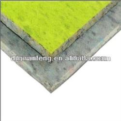 POP 4x8 pvc foam sheet/carpet underlay