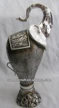 Polyresin lucky elephant malaysian art and sculpture