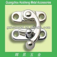 Luxury Metal Bag Accessories Fashion Metal Insert Buckle Bags Metal Buckle Fashion Hnadbag Buckle