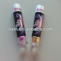 Toothpaste squeezer tube, cosmetic packaging tube