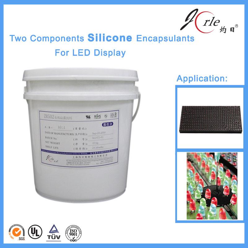 Air Retardant Light Sealant For Silicone Pour